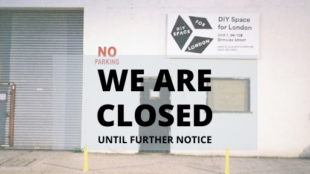 we are closed image